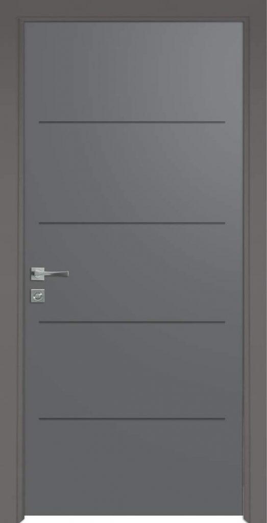 דלת פנים - דגם 204 שריונית חסם